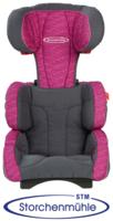Storchenmühle My-Seat CL highest backrest position for older children