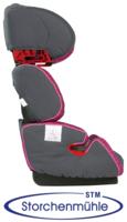 Storchenmühle My-Seat CL mittlere Neigungsposition des Rückens in der Seitenansicht
