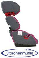 Storchenmühle My-Seat CL tiefste Neigungsposition des Rückens in der Seitenansicht