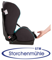 Storchenmühle Twin One recline position