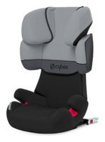 Cybex Solution X-fix in Cobblestone - light grey, Isofix
