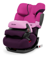 Cybex Pallas-fix in Purple Rain - purple, Isofix