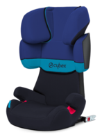 Cybex Solution X-fix in Blue Moon - navy blue, Isofix