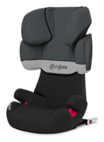 Cybex Solution X-fix in Gray Rabbit - dark grey, Isofix