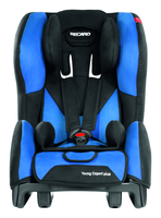 Recaro Young Expert Plus in Saphir, Isofix possible