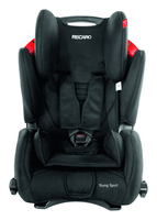 Recaro Young Sport in Black - Special offer
