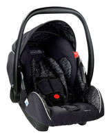 Storchenmühle Twin 0+ in midnight , Isofix possible