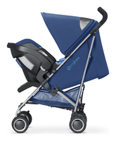 Cybex Twinyx as a travel system