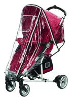 Moon Regenverdeck - Regenschutz für Kinderwagen Moon Kiss und Moon Flac