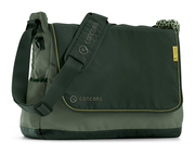 Concord Wickeltasche Citybag jungle green