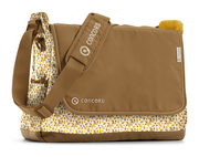 Concord diaper bag Citybag sweet curry