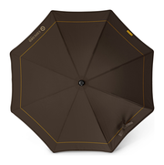 Concord parasol Sunshine walnut brown