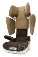 Concord Transformer XT walnut brown, Isofix