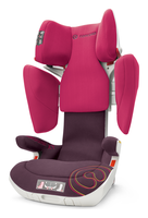 Concord Transformer XT rose pink, Isofix