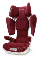 Concord Transformer XT bordeaux red, Isofix