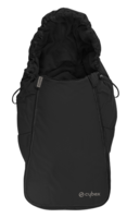 Cybex Aton footmuff Black - grey