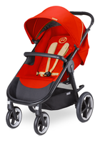 Cybex Eternis M4 in Autumn Gold - burnt red (2016)