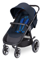 Cybex Eternis M4 in True Blue - navy blue (2016)