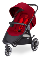 Cybex Eternis M3 in Hot and Spicy - red (2016)