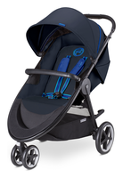 Cybex Agis M-Air 3 True Blue - navy blue (2016)
