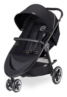 Cybex Agis M-Air 3 in Moon Dust - dark grey (2016)