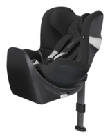 Cybex Sirona M2 I-Size inkl. Base M Happy Black - black