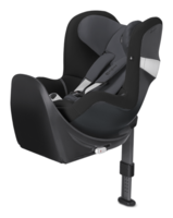 Cybex Sirona M2 I-Size inkl. Base M Phantom Grey - dark grey
