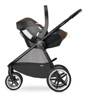 Cybex Balios M as a travel system