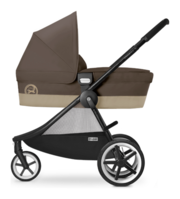 Cybex Eternis M3 with carry cot