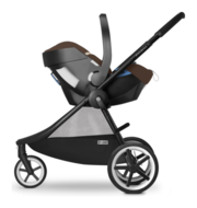 Cybex Eternis M3 as travel system