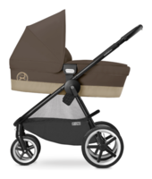 Cybex Eternis M4 with carry cot