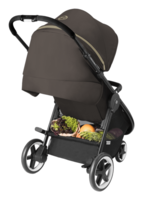 Cybex Eternis M4 shopping basket