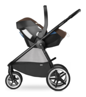Cybex Eternis M4 as a travel system