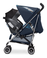 Cybex Onyx as a travelsystem