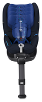 Cybex Sirona M i-Size with its adjustable headrest