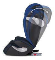 Cybex Solution M-Fix with adjustable backrest