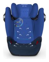 Cybex Solution M-Fix air circulation