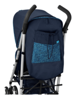 Cybex Topaz sun canopy with small bag