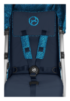 Cybex Topaz adjustable harness