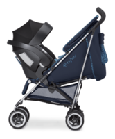 Cybex Topaz as a travelsystem
