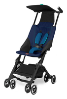 Goodbaby GB Buggy Pockit Sea Port Blue - blue