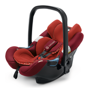 Concord Air.Safe Flaming Red, Isofix möglich