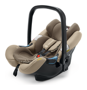 Concord Air.Safe Powder Beige, Isofix möglich