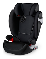 Cybex Solution M-Fix Stardust Black - black, Isofix