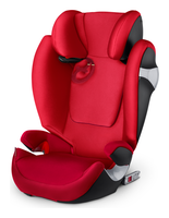 Cybex Solution M-Fix Infra Red - red, Isofix