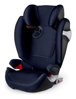 Cybex Solution M-Fix Midnight Blue - navy blue, Isofix