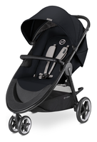 Cybex Agis M-Air 3 Stardust Black - black