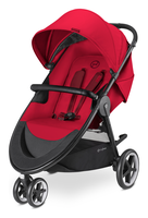 Cybex Agis M-Air 3 Infra Red - red