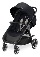 Cybex Agis M-Air 4 Stardust Black - black
