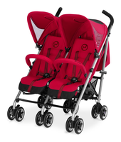 Cybex Twinyx Infra Red - red